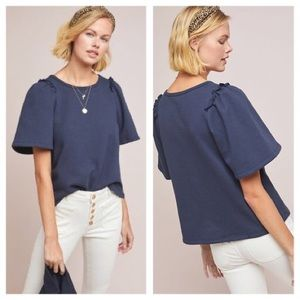 Anthropologie Eri + Ali Haut Remington Top